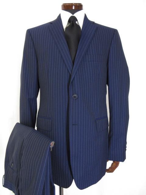 エトロ ETRO シングル2つボタン ストライプ柄 スーツ ご来店のお客様よりお買取り♪