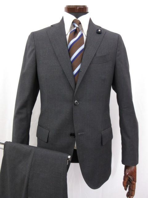 ラルディーニ LARDINI シングル3つボタン スーツ ご来店のお客様よりお買取り♪